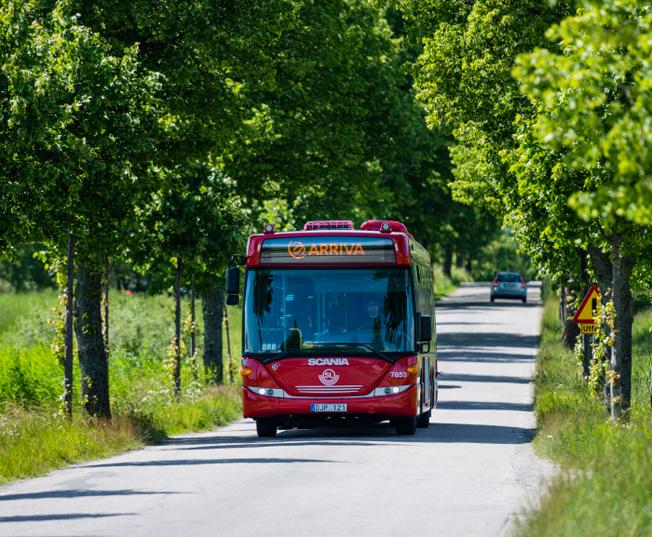 Arriva Sverige gjorde i fjol en ny brakförlust. Foto: Arriva/Lasse Burell.