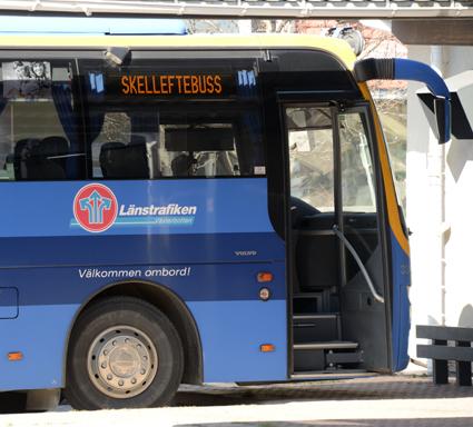 Länstrafikbolagen i Västerbotten och Västernorrland döms till 3,6 miljoner i böter efter fyra års rättsliga turer. Foto: Ulo Maasing.