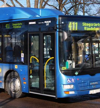 Facket Kommunal har anmält Nobina i Kalmar till arbetsmiljöverket. Foto: marcusroos/Wikimedia Commons.
