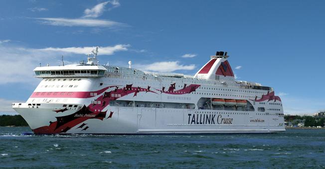 Aldrig förr har så många rest med Tallink Silja som under juli i år. Foto: Tallink Silja.