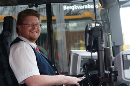 Bergkvarabuss inviger en ny bussdepå i Trelleborg. Foto: Bergkvarabuss.