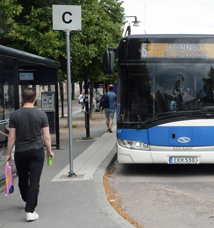 Hur bra är kollektivtrafiken? Ett nytt företag tar över arbetet med Kollektivtrafikbarometern där synpunkter från 50 000 personer vägs in. Foto: Ulo Maasing.