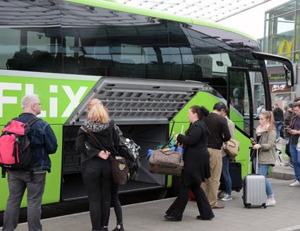 Expressbussjätten FlixBus planerar en kraftig skandinavisk expansion. Foto: Ulo MAasing.