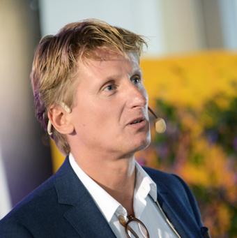 Göran Grell, vd för Rese-Konsulterna. Foto: Ulo Maasing.