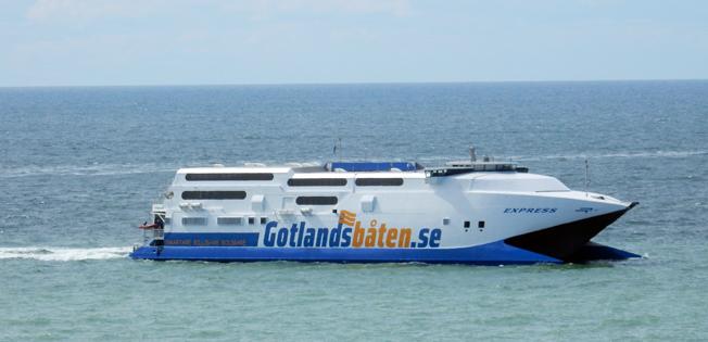 Vill ha 30 miljoner från näringslivet på Gotland. Annars är det slutseglat. Foto: Ulo Maasing.