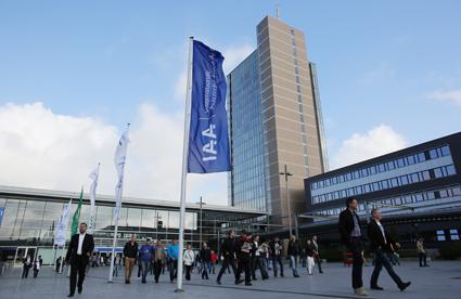 Mer än 320 världspremiärer uitlovas på IAA-mässan i Hannover. Foto: IAA.