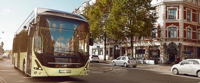Bussföretaget Sales-Lenz i Luxemburg har beställt sina fyra första elbussar från Volvo. Sedan tidigare kör man ett antal hybridbussar och elhybridbussar från den svenska tillveerkaren. Bild: Volvo Bussar.