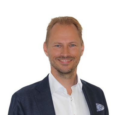 Mats Johansson, från Nettbuss Express till Hogia.