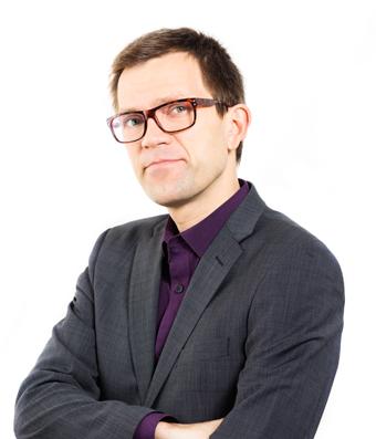 Mattias Goldmann, vd för tankesmedian Fores med 2030-sekretariatet.