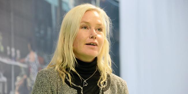 Infrastrukturminister Anna Johansson(S): Dagens regelverk för särskilda persontransporter är komplicerat och skapar osäkerhet och ineffektivitet. Foto: Ulo Maasing.