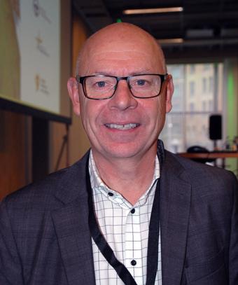 Mikael Olsson, trafikchef Västtrafik. Foto: Paula Isaksxson.