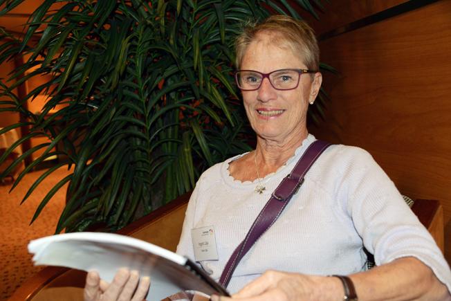 Ingrid Lilja drev under många år tillsammans med sin make Tommy bussföretaget Busspiloten. Nu har de flyttat till Ven och driver reseverksamhet under namnet Vens Lilja.