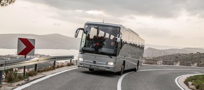 Daimler Buses´ försäljning minskade avsevärt under det tredje kvartalet. Foto: Daimler Buses.