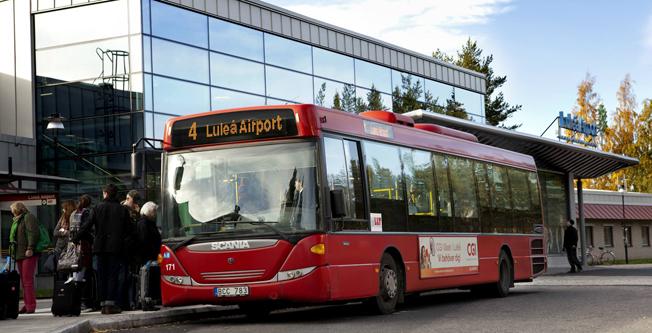 luleaairportbus