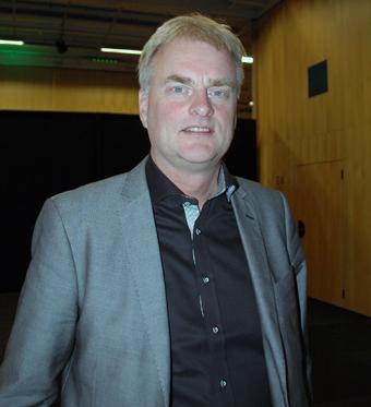 Tomas Byberg, vice ordförande Sveriges Bussföretag. Foto: Paula Isakssom.
