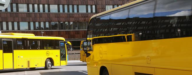 I januari höjs samtliga biljettpriser för den som reser kollektivt i Uppsala län. Foto: Ulo Maasing.