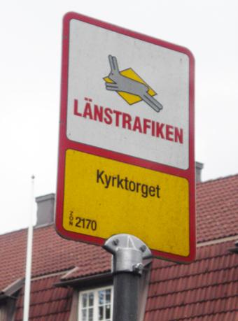 Stadsbusstrafiken i Värnamo ska köras med elhybridbussar. Foto: Rasmus28/Wikimedia Commons.