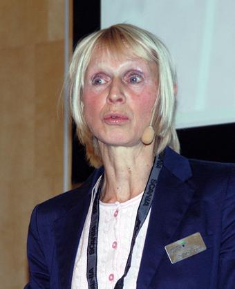 Charlotta Frenander, Upphandlingsmyndigheten. Foto: Paula Isaksson.