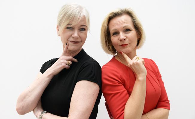 Ulrtika Egervall och Anna Grönlund möter nu miljöminister Karolina Skog(MP).