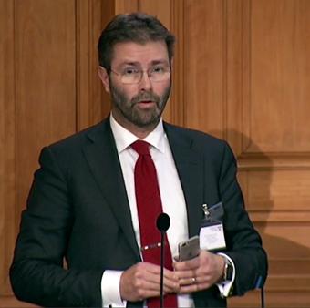 Joakim Palmkvist, vd Swebus: Den kommersiella trafiken kan bidra till en rejäl ökning av kollektivresandet.