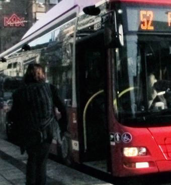 SL vill fördubbla antalet biljettkontroller i kollektivtrafiken i Storstockholm. Foto: Ulo Maasing.