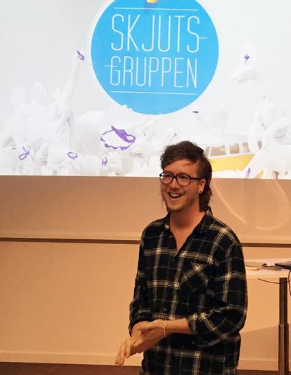 Mattias Jägerskog har utsetts till Årets Trafiklabhjälte n2016.