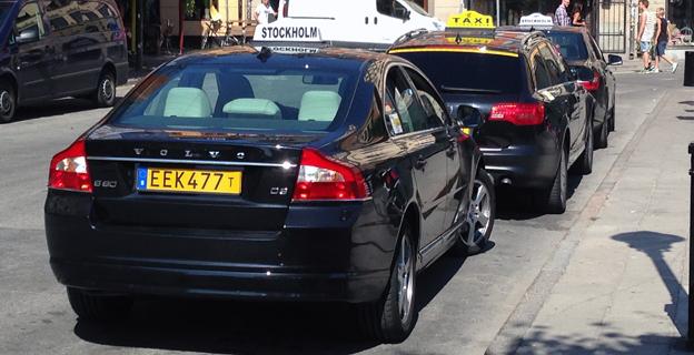 Taxiutredningen la på onsdagen fram sina förslag. Foto: Ulo Maasing.