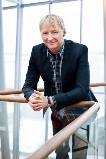 Visit Swedens vd Thomas Brühl får gå. Foto: Joakim Fridholm.
