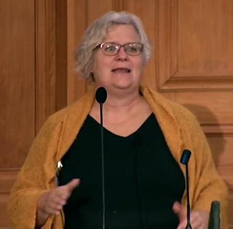Karin Brundell-Freij, WSP: Inte rim ligt att de som reser i peaktid subventioneras mer än de som reser övrig tid.