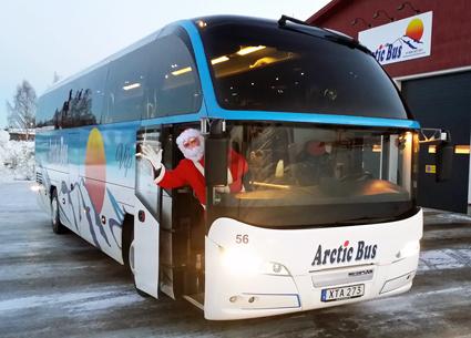 Arctic Bus vill växa vidare. Foto: Arctic Bus.