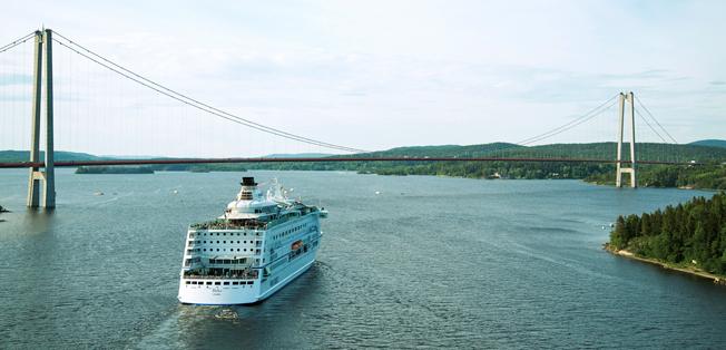Birka Cruises lanserar vandringskryssningar till Höga Kusten. Foto: Birka Cruises.