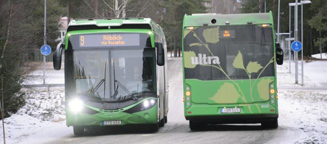 Går och kommer. För andra gången på mindre än ett år byter elbusstillverkaren Hybricon vd. Foto: Ulo Maasing.