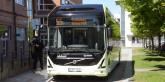 Elbussprojektet ElectriCity i Göteborg prisas i Kina. Foto: Ulo Maasing.