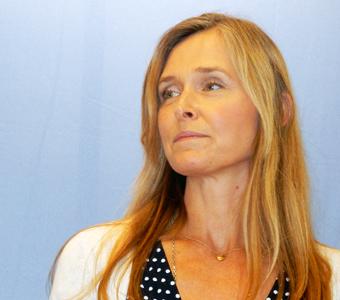 Maria Sjölin Karlsson, Transportföretagen. Foto: Ulo Maasing.