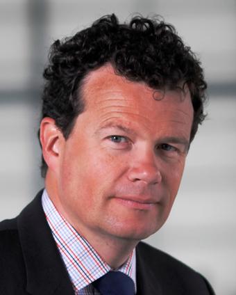 Bart Schmeink, vd för Transdev i Nederländerna. Foto: Transdev.