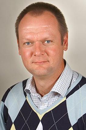Tomas Svensson. Foto: VTI.