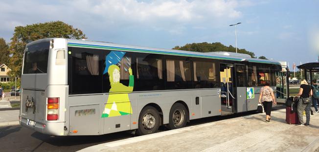 Resandet med Hallandstrafiken satte nytt rekord i fjol. Foto: Ulo Maasing.