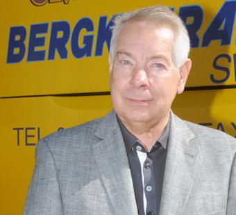 Bergkvarabuss´ vd Göran Mellström. Foto: Ulo MAasing.