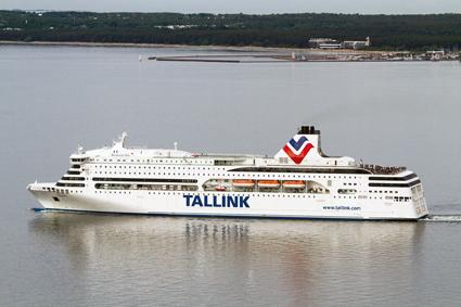 2016 blev ett rekordår för Tallink. Foto: Marko Stampehl.