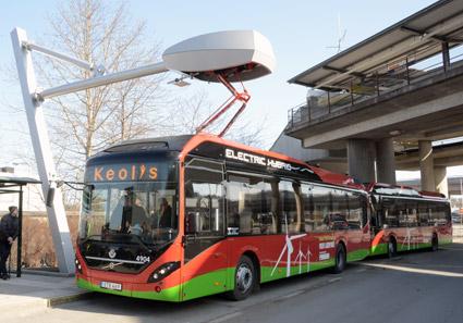 Regeringern öppnar för en ändrad elbusspremie efter att ha lyssnat på branschens kritik. Foto: Ulo Maasing.