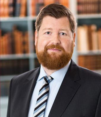 Fredrik Sand, näringspolitisk expert på Stockholms Handelskammare.