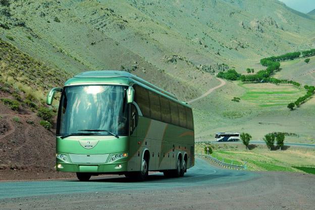 Scania går nu till offensiv på den iranska marknaden för bussar och lastbilar. Foto: Scania.