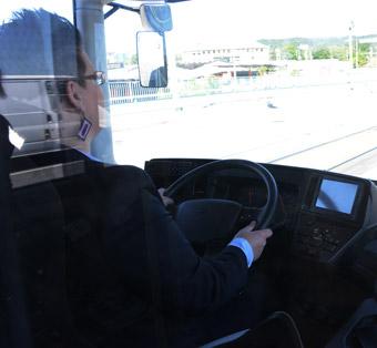 Brist på bussförare får Keolis att starta en egen trafikskola. Foto: Ulo Maasing.