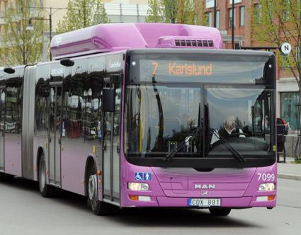 Det kommer att ta minst 50 år innan kostnaderna för en socialisering av stadsbusstrafiken i Örebro ärtäckta. Foto: Ulo MAasing.