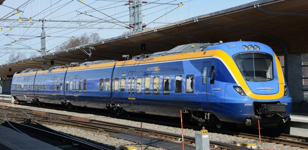 Norrtågs trafik, körd av Tågkompaniet, ingår i det avtal som Nobina och Tågkompaniet har skrivit. Foto: Ulo Maasing.