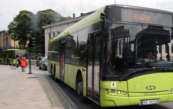 Norge är på väg att få en officiell standard för bussar i upphandlad trafik. Foto: Ulo Maasing.