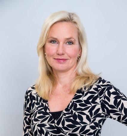 Infrastrukturminister Anna Johansson(S) vill ha en effektiuvare organisation av särskilda persontransporter. Foto: Kristian Pohl, regeringskansliet.