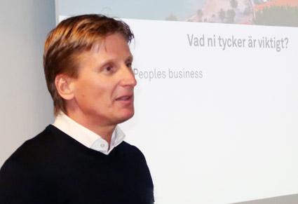 Göran Grell, vd för RK Travel Group. Foto: Ulo Maasing.