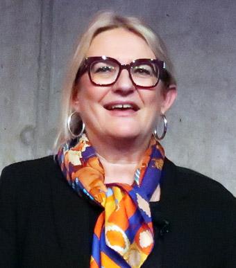 Petra Hedorfer, chef för den tyska tuiristbyrån DZT. Foto:Ulo Maasing.