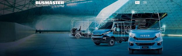 Iveco Bus lanserar ny hemsida för sina midibussar.